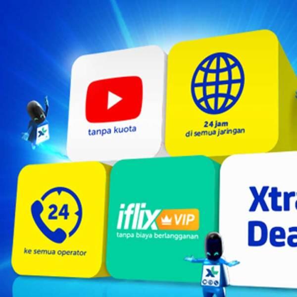 Butuh Paket Internet Murah? Berikut Daftar Harga Paket Internet XL Murah