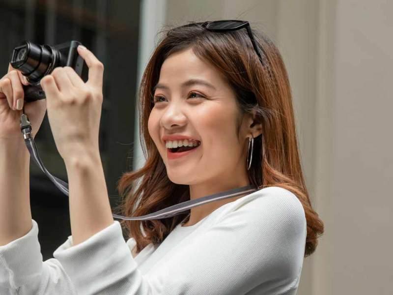 kamera saku digital