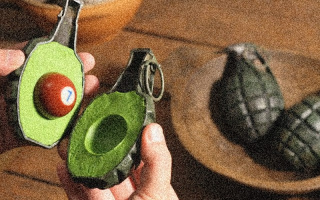 "Catatan Pekan Menonton Bakudapan: ""Fresh Guacamole & Submarine Sandwich"""
