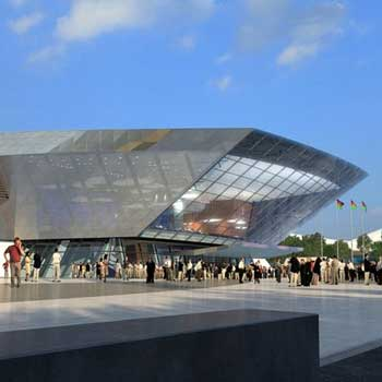 Baku Convention Centre. Baku Congress Center. Baku Conference Center