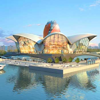 Caspian Waterfront Mall - Baku Entertainment Centre
