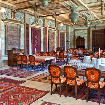 Gala Bazaar Restaurant Baku