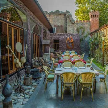 Chanakkala Restaurant Baku