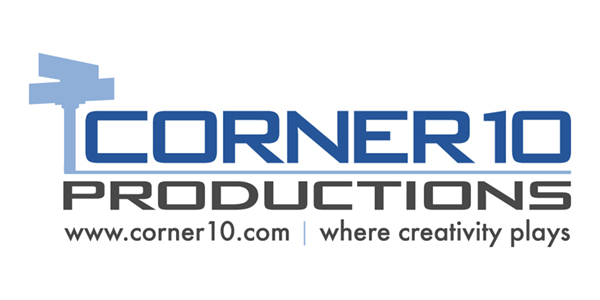 Corner 10 Productions Website and Design