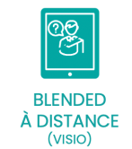 Blended à distance (Visio)