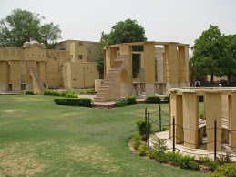 Jantar Mantar Stone Observatory