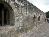 Alamo walls