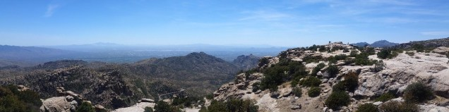 Views from Windy Point Overlook