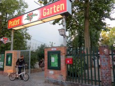 Oldest Beer Garten in Berlin