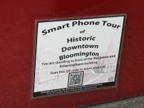 Very cool thing. However, I still found downtown Bloomington to be, um, lacking.