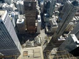Looking 95 floors down