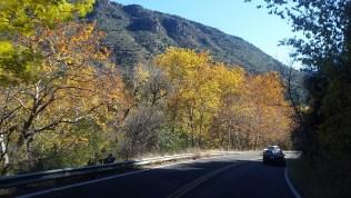 Scenic route to Sedona