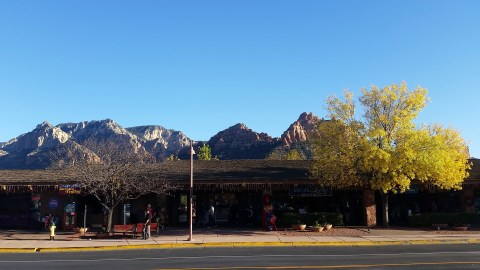 Downtown Sedona
