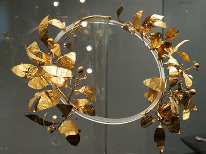 Wreath, 4th century BC