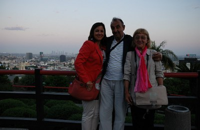 Sunset at Yamashiro