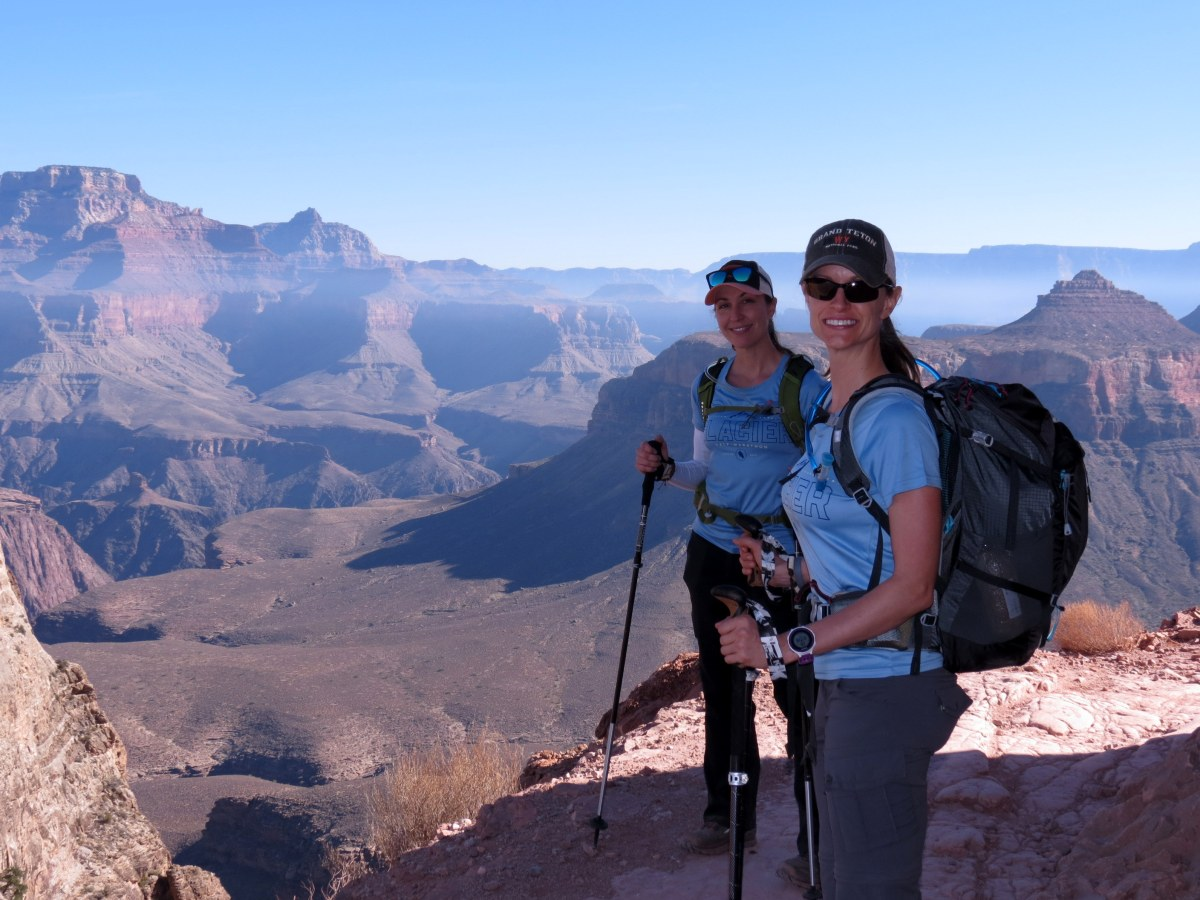 Descent via South Kaibab Trail