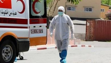 """صورة الصحة بغزة: تسجيل حالتي وفاة و118 إصابة بفيروس """"كورونا"""""""