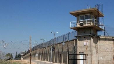 """صورة 13 إصابة جديدة بفيروس كورونا بين الأسرى في قسم (3) في """"سجن النقب"""""""
