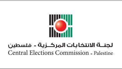 صورة انطلاق مرحلة النشر والاعتراض للانتخابات الفلسطينية 2021