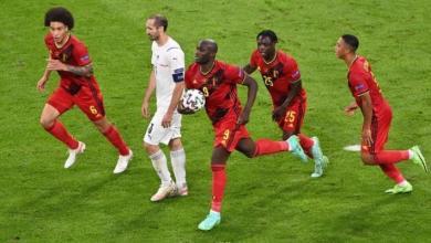 صورة إيطاليا تقصي بلجيكا وتضرب موعدا ناريا مع إسبانيا