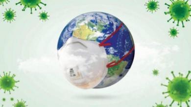 """صورة """"كورونا"""" عالميا: 4 ملايين و359 ألف وفاة و206 ملايين و980 ألف إصابة"""