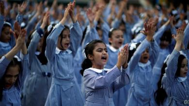 """صورة """"الأونروا"""" تفتتح العام الدراسي الجديد في مدارسها بغزة"""
