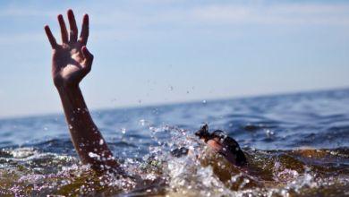 صورة وفاة شابين غرقًا قبالة سواحل خانيونس