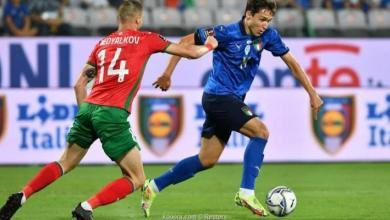 صورة بلغاريا تفرض التعادل على إيطاليا