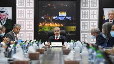 صورة مجلس الوزراء يعقد جلسته الأسبوعية في بيت لحم اليوم