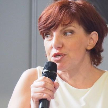 "Nominiert: Alena Mornštajnová für ihren Roman ""Hana"""