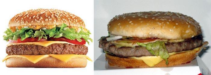 McDonalds - Big Tasty