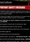 BRA Security Leaflet
