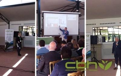 Presentaciones del primer CBH Forum