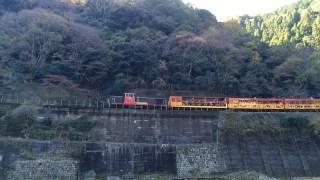 嵯峨野トロッコ列車から学ぶ。ジョイントするうえで必要なこと。