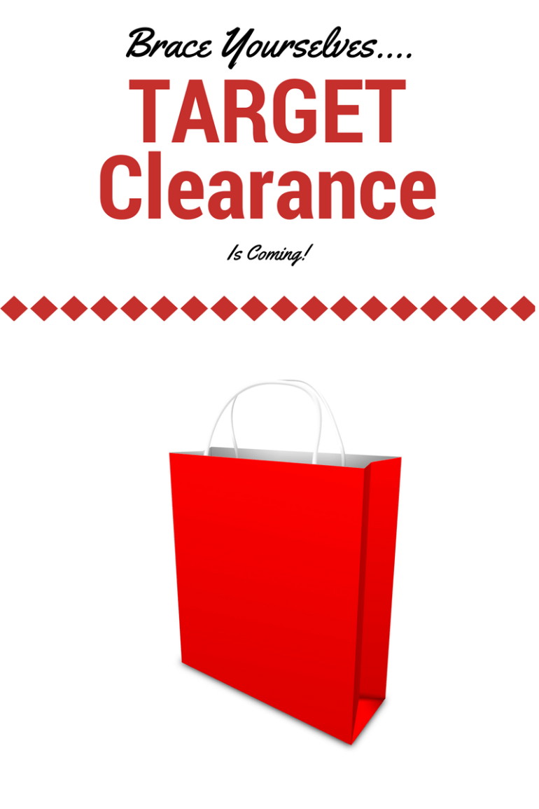 Brace Yourselves – Major Target Clearance is coming!
