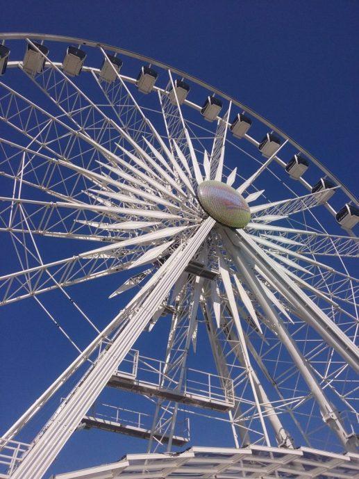 The OC Fair in Costa Mesa