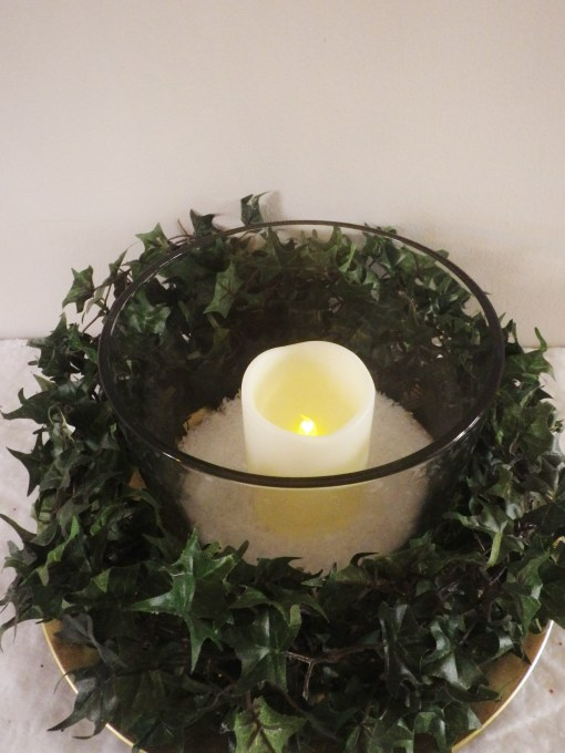 Trifle Bowl candle