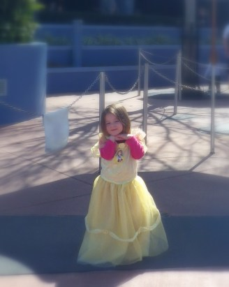 disneybounding belle dress