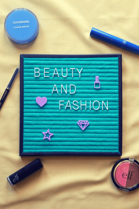 favorite makeup beauty and fashion month