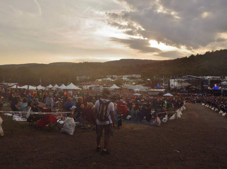Creation music festivals