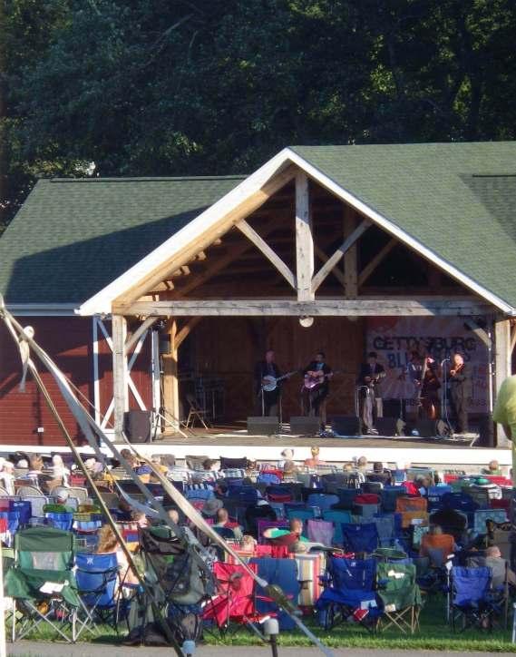 Gettysburg Bluegrass Festival Music Festivals