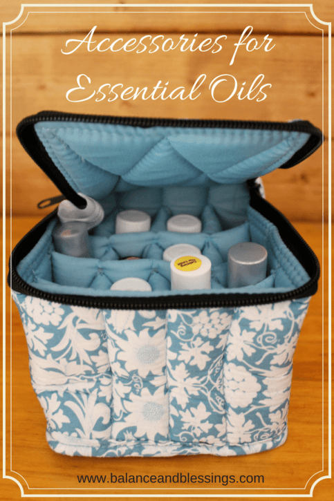 accessories for essential oils