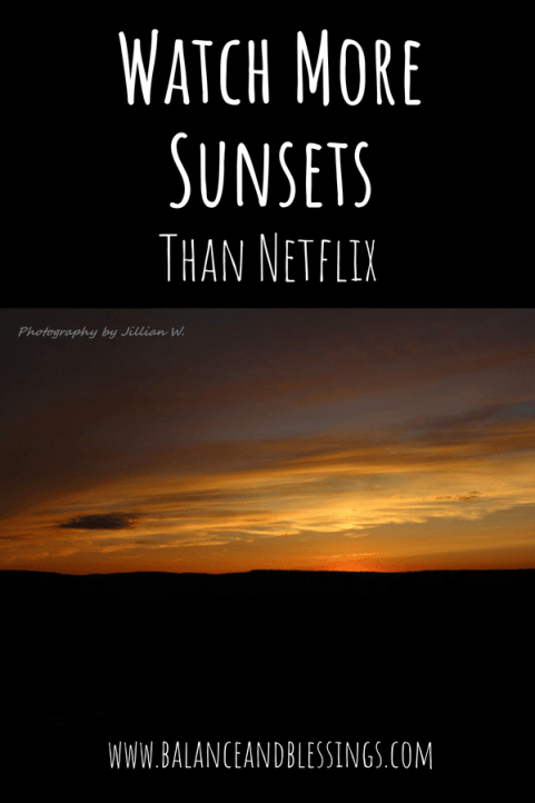 Watch More Sunsets - landscape and nature photography