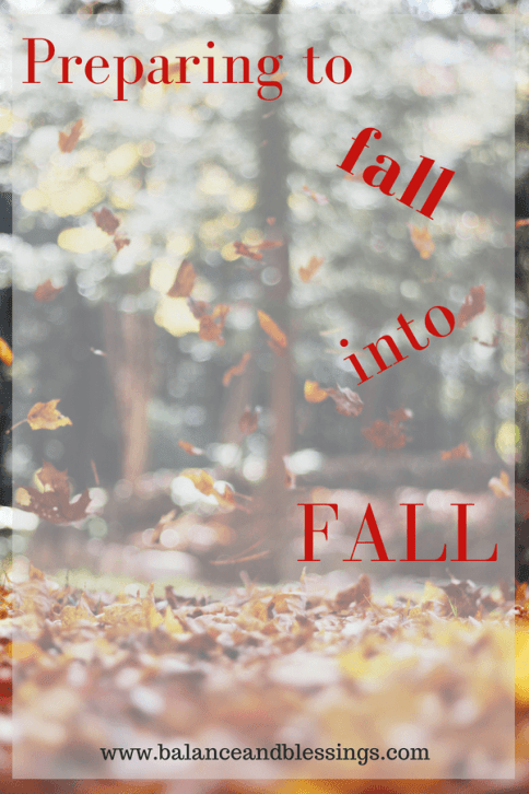 Preparing to fall into fall fashion and necessities roundup