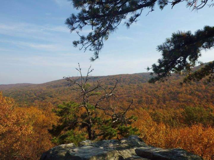 fall activities in south central PA hiking and camping