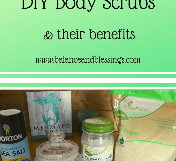 10 DIY Body Scrubs