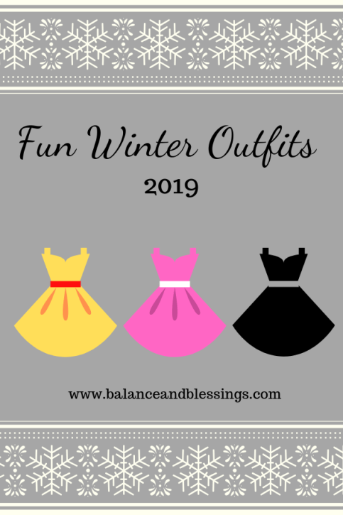 Fun Winter Outfits 2019 for work, play, or party