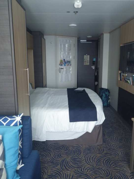cruise oceanview cabin