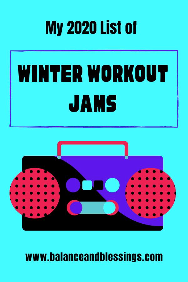 Winter Workout Jams