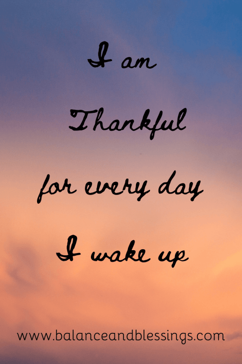 I am thankful uplifting quotes